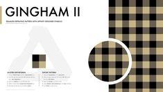 Affinity Designer Pattern - Gingham II