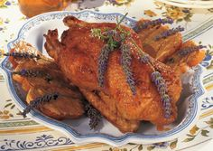 A delicious and surprisingly easy recipe:  Duck with Honey (Canard au Miel)