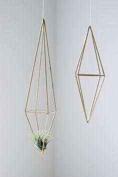 DIY Himmeli Prism - CLAD&CLOTH