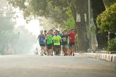 #NRCJKT #NRCJakarta #morning #run #running