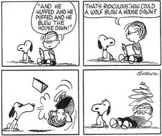 From The Mad Punter Strikes Again - A Peanuts Parade Book 7
