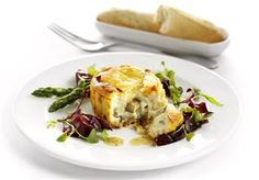 Somerset Brie and Asparagus Cheesecake
