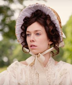 """Vanessa Kirby - """"Great Expectations""""  (TV 2011) - Costume designer : Annie Symons"""