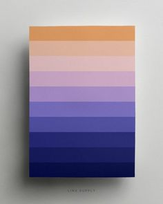 Disclosing the hottest color trends for 2021 starting from an analysis on Pantone 2020 Classic Blue color matches - ITALIANBARK Colour Pallette, Color Palate, Colour Schemes, Color Trends, Color Patterns, Sunset Color Palette, Pantone 2020, Design Graphique, Colour Board