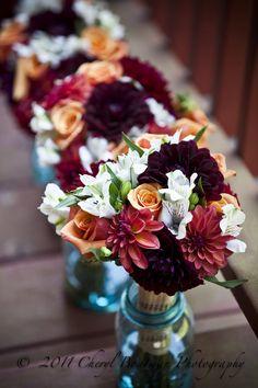 Bridesmaids Bouquet #timelestresure
