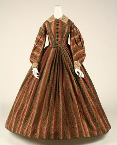 1860's - another gorgeous stripe!