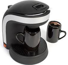 Personal coffee maker :) yumyum