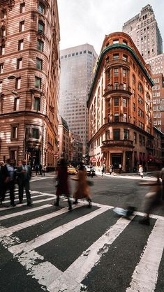 Travel Destination: Streetscape of Downtown New York City Travel Destination: Streetscape of Downto New York City, Downtown New York, City Aesthetic, Travel Aesthetic, Urban Aesthetic, Aesthetic Dark, Aesthetic Grunge, Aesthetic Clothes, Places To Travel