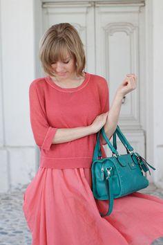 Ein Kleid von European Culture! Mehr Fotos gibt's hier: http://www.miss-annie.de/european-culture/ #blogger #fashionblogger #ootd #gerryweber
