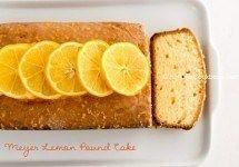 Meyer Lemon Pound Cake | JustOneCookbook.com an easy Japanese recipe from justonecookbook.com