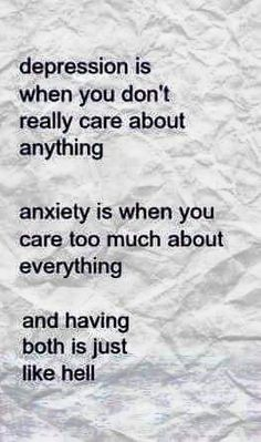 Depression/anxiety