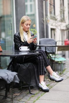 OUTFIT: COFFEE TIME IN NY ADELGADE
