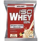 whey protein hilmar isolada - nutri & sports suplementos