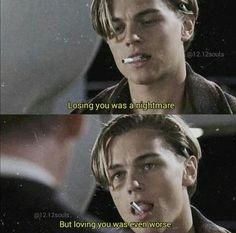 Leonardo de Caprio 🌙A e s t h e t i c🌙 quotes Tumblr Quotes, Film Quotes, Sad Movie Quotes, Inspirational Movie Quotes, Quotes From Movies, Movie Lines, Quote Aesthetic, Mood Quotes, Edgy Quotes
