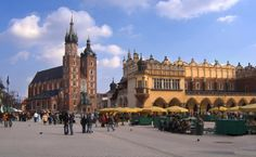 Historie Krakow