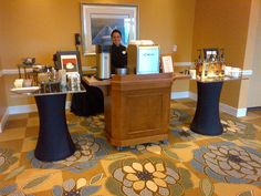 Our classic barista coffee bar By  www.espressoeventsorlando.com