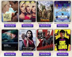 Afdah Movies Online site is also very simple to use , light and loads fast. On the main page there are list of new movies. These all films are in HD quality you can either watch it or download. Afdah Movies, Movies Online, Good Movies, Norm Of The North, All The Bright Places, Free Films, Online Sites, Streaming Movies, Watches Online