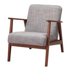 Baby, Du Bist Mein Fixstarter Im Wohnzimmer: EKENÄSET Sessel IKEA Man Sitzt  Sicher Und