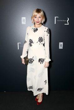 10 Best Dressed: Week of November 24, 2014 – Vogue