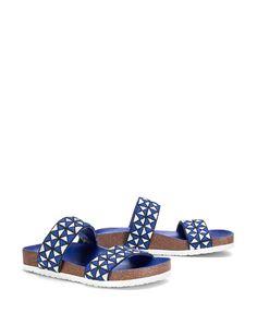 Tory Sport Mosaic Sandals