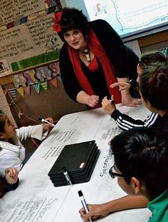 The stories that emerged demonstrated that great teaching involves not only content area and pedagogical knowledge, but also risks, resources, and relationships.