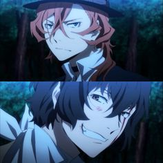 Bungou Stray Dogs Episode 21 (Just watched season two....my summary of season two is everyone wants Dazai senpai to notice them and every female wants to Atsushi's girlfriend....its also extremely cute!)