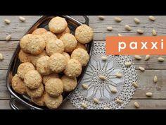 Αμυγδαλωτά μπισκότα Κρήτης | Paxxi(E361) - YouTube Biscuits, Cereal, Cookies, Breakfast, Party, Youtube, Recipes, Food, People
