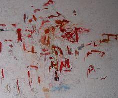 Patrick Bradley, Giant, Oil on canvas.