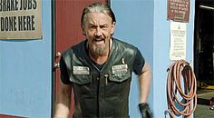 Chibs Dancing // Too Cute! // Sons Of Anarchy // GIF