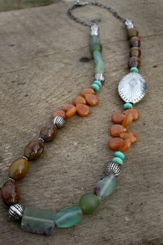 Statement necklace- Sedona- by me!