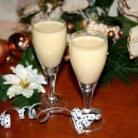 Vaječný likér dle Anny K. Czech Recipes, Ethnic Recipes, Look Body, Sweet Recipes, Glass Of Milk, Smoothie, Holiday, Christmas, Food And Drink