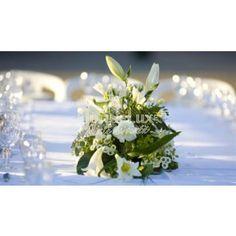 aranjament pentru o nunta suava