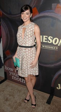 """Alyson Hannigan Photos: """"How I Met Your Mother"""" Spring Premiere Party - Arrivals"""