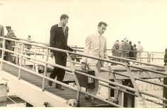 Tata migrating to Australia in 1959 with his one suitcase...