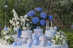 Birthday cake #palette #colors #flowers