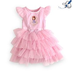 Vestidos cheios de Tutus....   Loja Disney (http://www.disneystore.co.uk/dresses-skirts-clothing-accessories-disney-girls-girls-gifts-more-sofia-the-first-dress-for-kids/mp/59984/1000228+1000763/)