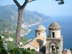 One of my favorite places on earth:  Ravelo, Italy