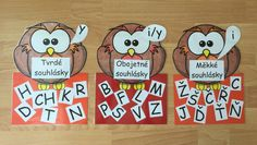 Speech Therapy, Activities For Kids, Diy And Crafts, Classroom, Letters, Teaching, Education, School, Inspiration