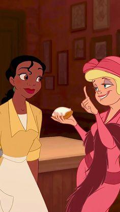 *TIANA & CHARLOTTE aka: LOTTIE ~ The Princess and the Frog, 2009