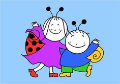 Twin Costumes, Colouring Pages, Hello Kitty, Berries, Snoopy, Clip Art, Cartoon, Drawings, Poster
