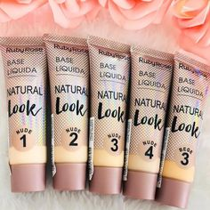 Base Natural, Natural Looks, Rose Tutorial, Pink Princess, Lip Tint, Makeup Palette, Curled Hairstyles, Makeup Cosmetics, Sephora