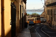 """Lisboa, o """"agradável bay"""""""