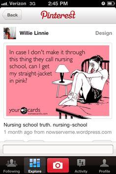 Stressing!!!! Nursing School!