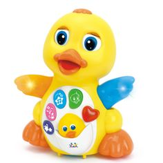 HUILE TOYS 808 Baby Toys EQ Flapping Yellow Duck Infant Brinquedos Bebe Electrical Universal Toy for Children Kids years old - Kid Shop Global - Kids & Baby Shop Online - baby & kids clothing, toys for baby & kid Toddler Toys, Baby Toys, Kids Toys, Toddler Girl, Children's Toys, Toddler Preschool, Dancing Toys, Dancing Duck, Educational Toys For Toddlers
