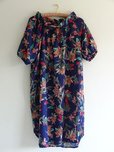 B1 - draped collar dress from 'Feminine wardrobe: 21 beautiful skirts dresses and tops'