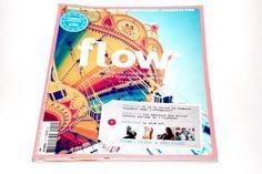 Magazine féminin flow à la Librairie de Paris à Saint-Étienne