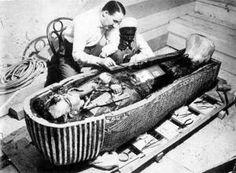 Největší egyptský poklad fascinuje lidi dodnes