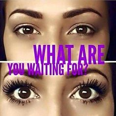 What are you waiting for? #mascara #3d #fibre #lashes #eyes…