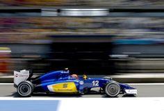 Felipe Nasr treino classificatório GP da China - Fórmula 1 (Foto: EFE)