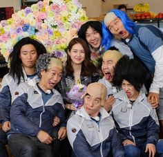 Running Man random episodes) Live (Episodes COMPLETED Siege in fog (Episodes FF) Completed You drive me crazy (Mini drama 4 episodes- Completed) Wok of love (Episodes Running Man Funny, Running Man Cast, Running Man Korean, Running Man Members, Monday Couple, Lee Yo Won, Korean Tv Shows, Kim Jong Kook, You Drive Me Crazy